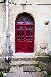 New red door