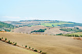 Beautiful landscape Tuscany