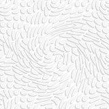 3d swirled dots pattern