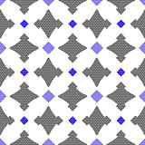 Dot textured pattern with gay and blue