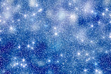 Snow Stars Christmas Background 11