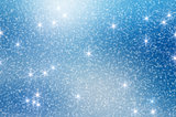 Snow Stars Christmas Background 4