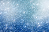 Snow Stars Christmas Background 5