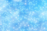 Snow Stars Christmas Background 8