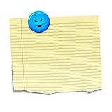 sticky paper