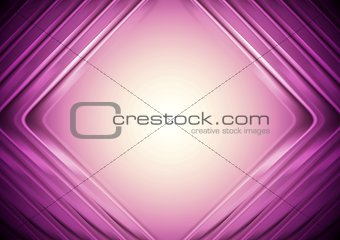 Bright tech vector background