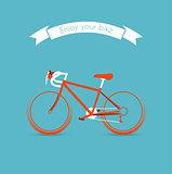 Engoy your bicycle image