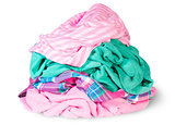 Heap Of Crumpled Clothes