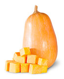 Pumpkin Entirely And Diced