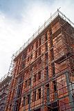 Building and scaffolding