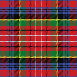 vector seamless pattern Scottish tartan Caledonia