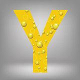 beer letter Y
