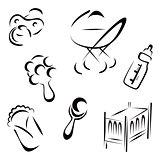 Newborn symbols