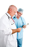 Doctors Consulting Medical Record