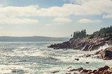 Ocean coast