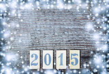 New 2015 year