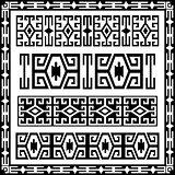 traditional geometric design elements version