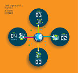 Original Style InfoOriginal Style Infographics Templatesgraphics Templates