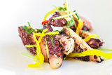 Warm Octopus Salad