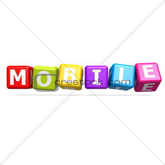 Cube puzzle mobile