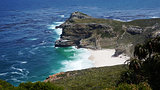 Cape Point landscape, located near the city of Cape Town, South