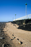 Concord Beach, Canvey Island, Essex, England