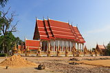 Temple at Wat Saeng Son