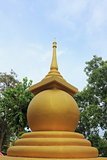 Pagoda at Wat Rasom