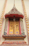 Temple window at Wat tadong