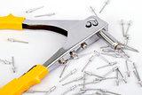 Tool for rivet