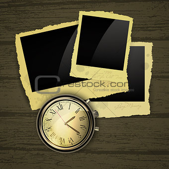 clocks with photo