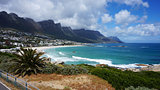 Camps Bay at Cape Town, South Africa