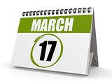 March 17 Saint Patrick s Day