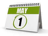May 1  Labour day