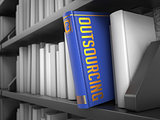 Outsourcing - Title of Blue Book.