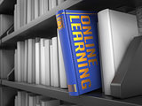 Online Learning - Title of Blue Book.