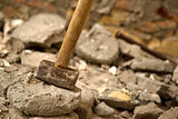 Hammer for concrete