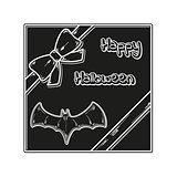 happy halloween gift card