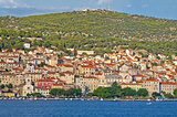 Historic town of Sibenik waterfront