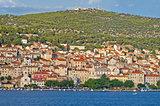 Historic town of Sibenik waterfront