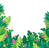 Image with jungle theme 7