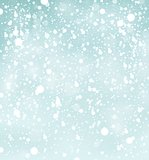 Snow theme background 2