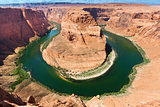 Horse Shoe Bend of Colorado River