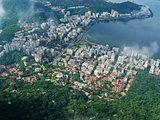 Humaita view from Corcovado