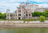 Hiroshima nuclear dome