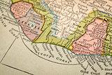 Ivory Coast of Africa