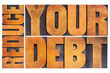 reduce your debt