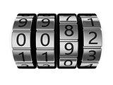 code lock dial