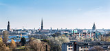 Riga city skyline. Latvia