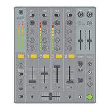 sound dj mixer